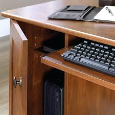 um image for sauder office furniture via collection sauder office furniture heritage hill collection computer desk