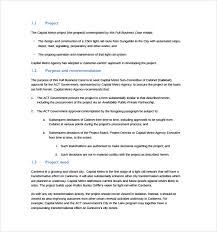 Free Case Template How To Create A Business Case Template Business Case Template 12