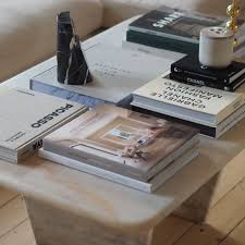 coffe table books turn your interior
