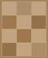 flatweave indoor outdoor area rugs 8x11 modern design 4021 for patio camp deck