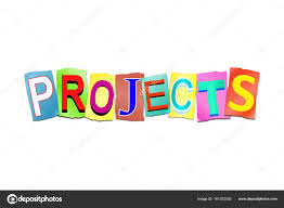 Project Word Design Project Word Concept Stock Photo 72soul 161372502