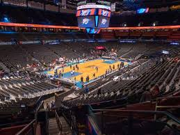 Chesapeake Energy Arena Seating Chart Seatgeek