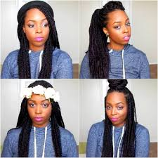 Box Braids Hair Style how to style box braids and twistslocs 24 styles youtube 8349 by wearticles.com
