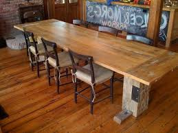 glass dining room table sets rustic round dining room tables glossy brown finish solid wood dining