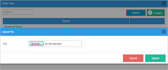 Wiki Upload File 3 3 Public Files Documentation Processmaker