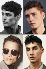 Mens Hair Types Chart How To Pick The Best Hairstyle For Your Hair Type Fashionbeans