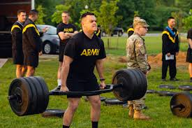 Army to Adjust Standards for <b>New Combat</b> Fitness Test This <b>Fall</b> ...