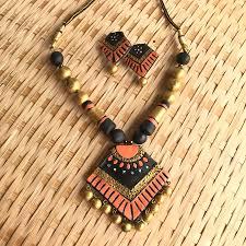 terracotta jewellery has a timeless appeal credit jni s diva handmade