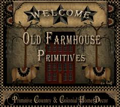 old farmhouse primitives primitive country colonial home decor