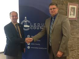 Leduc County Welcomes New CAO - 93.1 FM The One