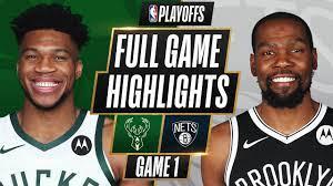 Game Recap: Nets 115, Bucks 107 - YouTube