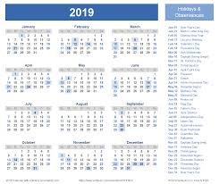 free year calendar 2015 2019 calendar templates and images yearly template free with hol