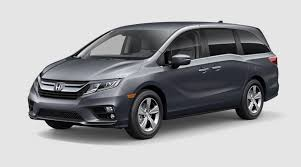 Color Options For The 2019 Honda Odyssey
