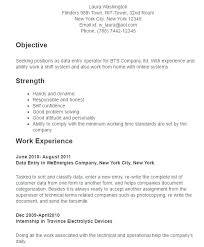 Blank Resume Template Pdf Simple Sample Resume In Pdf Data Entry Resume Design Blank Resume Format