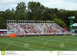 Browns Seating Chart 2017 Fans At 2017 Cleveland Browns Nfl Training Camp Editorial