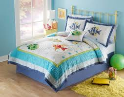 Ocean Colors Bedroom Under The Sea Bedroom Bedroom Ideas Kids Ocean Themed Blue Color