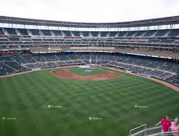Target Field Eagles Concert Seating Chart Target Field Section 334 Seat Views Seatgeek