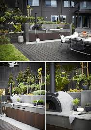 modern outdoor living melbourne. 7 outdoor kitchen design ideas for awesome backyard entertaining modern living melbourne u