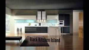 Belmont Black Kitchen Island Black Kitchen Island Fitted Kitchen Youtube