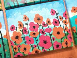 how to host a d i y art painting party mospensstudio com