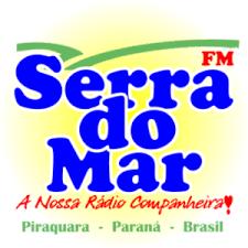 Resultado de imagem para SERRA D MAR FM PIRAQUARA