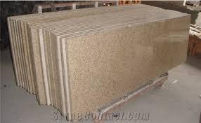 eased edge granite countertop yellow granite countertop