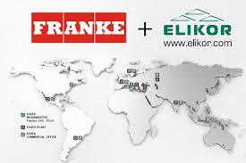 Компания franke приобретает контрольный пакет акций elikor