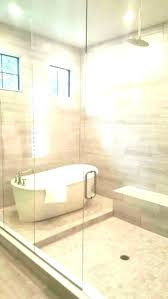 small soaking tub r combo bathtub inside stand alone and enclosure shower best