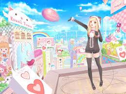 Conheça nossa loja virtual de acessórios para sua casa e para você! 48 Kawaii Anime Wallpaper On Wallpapersafari