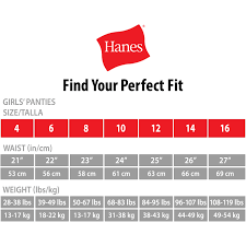 Hanes Briefs Size Chart Interpretive Hanes Underwear Size Chart Child Sock Size