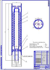 Повышение надежности контроля скорости вращения турбобура ТСШ  Повышение надежности контроля скорости вращения турбобура 3ТСШ1 240 Курсовая работа Оборудование для