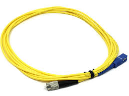 <b>Сетевой кабель VCOM Optical</b> Patch Cord FC-SC UPC Simplex 2m ...