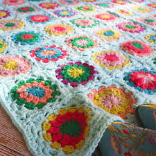 Granny Square Blanket Pattern Cool Ravelry Granny Square Blanket Pattern By Yarnplaza