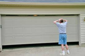 how to close garage door manually routine maintenance and inspection garage doors open door remotely using