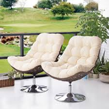 garden table and chair sets india. calabah swivel lounge chair - set of 2 (cream) garden table and sets india n