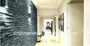 brick veneer wall panels interior decorative stone wall panels decorative stone walls interior black rough ballast