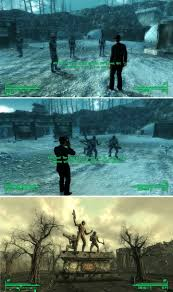 attention to detail in fallout
