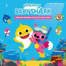 Baby Shark Du Du Du Du Du Du Baby Shark Album Released