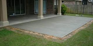 Backyard Concrete Designs Enchanting Pouring Concrete General Info Tips Local Contractors