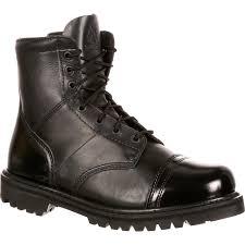rocky side zipper jump boot large