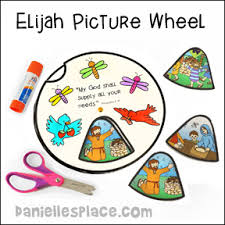 Perfect solution for those of you tired of the same old orange & yellow fire colors! Elijah And The Prophets Of Baal Bible Lesson And Crafts For Sunday School