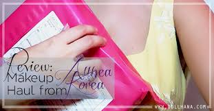 althea korea ships to the philippines first althea haul