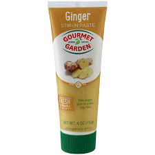 gourmet garden herbs spices organic stir in paste ginger 4 oz fresh herbs spices meijer grocery pharmacy home more