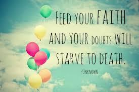 Lds Quotes On Faith Interesting FaithDoubtQuote Gospel Quotes Pinterest Wisdom Inspirational