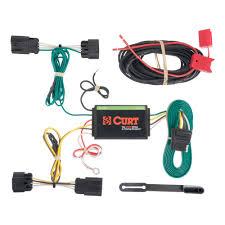 curt custom wiring harness 4 way flat output 56179 the home depot custom wiring harness 4 way flat output