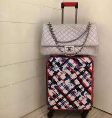 chanel xxl travel flap bag. chanel authenticity card and dustbag included! xxl travel flap bag
