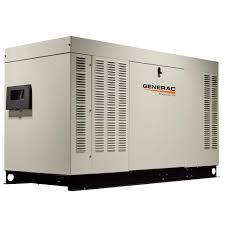 generac home generators. Generac 48,000-Watt 120-Volt/240-Volt Liquid Cooled Standby Generator Single Home Generators H