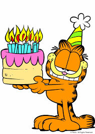 crowd at denver ic con will help celebrate the big 4 0 for garfield the
