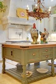 french country kitchen furniture. very fancy island in this kitchen with elegant old world french country furniture