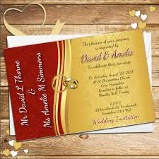 s301 invitations scroll phenomenal wedding whole indian canada
